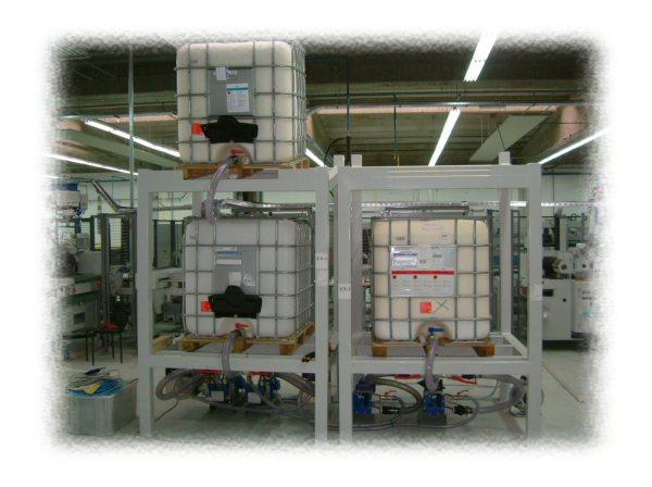 jeklene konstrukcije, nosilec za cisterne, izdelava konstrukcij